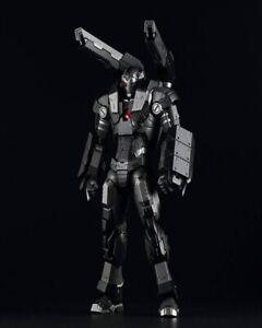 Sentinel Re:Edit Iron Man No.10 Modular Guerra Machine With Plasma Cannon &