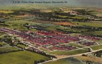 Postcard Valley Forge General Hospital Phoenixville PA