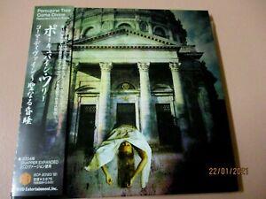 PORCUPINE TREE - COMA DIVINE - JAPAN MINI LP 2 X CD -  STEVEN WILSON - PROG ROCK