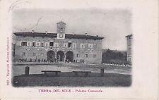 AA188-TERRA DEL SOLE(CASTROCARO FORLI )PALAZZO COMUNALE
