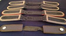 (5)  ASSORTED   EAST GERMANY  DDR   SHOULDER BOARDS  FREE SHIPPING