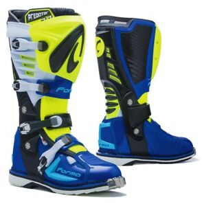 Forma Predator 2.0 motocross boots - 48eu. Small color defects Great buying.