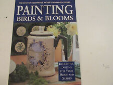 Painting Birds & Blooms