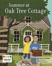 Giulieri  Anne-Summer At Oak Tree Cottage BOOK NEW