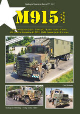 TANKOGRAD 3033 M915 Early Variants AM General-Varianten der M915 LKW-Familie