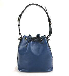 100% authentic Louis Vuitton shoulder bag Puchinoe M44105 epi Used 370-1-ab
