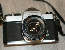 Honeywell Pentax Sp500 35mm Slr Film Camera with Lens