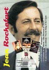 Jean Rochefort  Collection 1. English Subtitles. Français. Sous-titres anglais