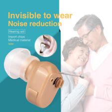 Adjustable K-188 Elderly Hearing Aid Digital Mini In Ear Sound Voice Amplifier