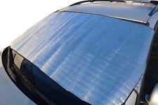 Car Windscreen Sun Block Heat Protection Summer Anti Frost Winter Cover Mat 02