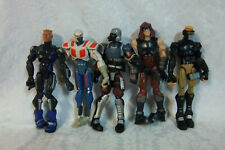 "G I Joe 2006 Hasbro Sigma 6 Action figures 5- 9"" Articulated Figures Toy"