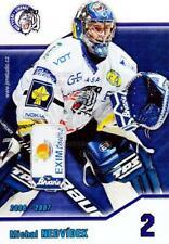 2006-07 Czech Bili Tygri Liberec Postcards #5 Michal Nedvidek