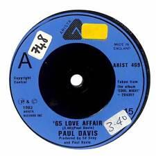 "Paul Davis - '65 Love Affair - 7"" Vinyl Record"