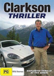 Clarkson - Thriller (DVD, 2009) Sports BBC Series Show - REG 4 AUST