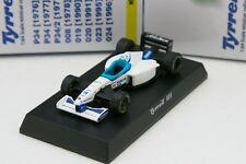 Kyosho 1/64 Tyrrell 024 1996 #19 M.Salo Minicar Collection Japan 2014