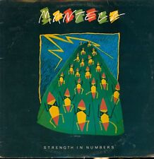 MANTECA / Strength in numbers (VINYL) - Fusion