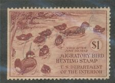 RW 8 used duck stamp.....................161128