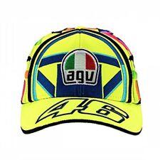 Valentino Rossi Vr46 Moto GP replica Helmet enfant Casquette officiel 2018