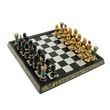 Exclusive Design: Egypt Chess Set US Seller