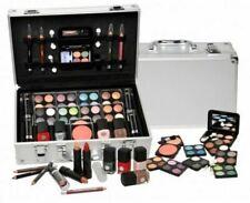 BriConti 51 Piece Cosmetic Set In Aluminium Travel Case