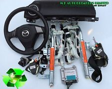 Mazda 3 Model From 2004-2008 Complete Airbag Kit (Breaking For Spare Parts)