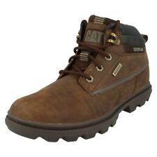 Chaussures marrons CAT pour homme, pointure 42