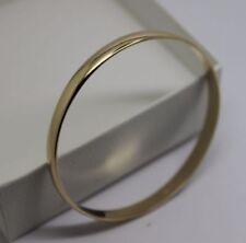 More than 25.5cm Bangle Yellow Gold Fine Bracelets