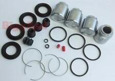 Avant Joint Étrier Frein et Piston Kit de Réparation (Set D'Essieux) pour Lexus