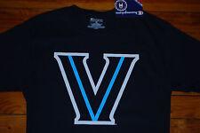"New Men's Villanova University Wildcats ""Nova Nation"" Navy T-Shirt (Large)"