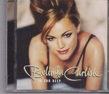 Belinda Carlisle-In Too Deep cd maxi single