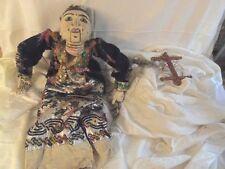 Grosse Marionette Schnurpuppe Birma - Burma #1#