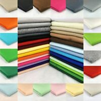 """Felt Fabric 60"""" (150cms) Wide 100% Acrylic Material Sewing Decoration Crafting"""