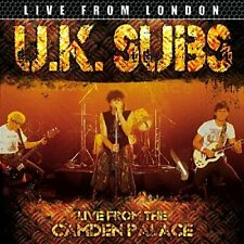 U.K Subs-Live From London (US IMPORT) CD NEW