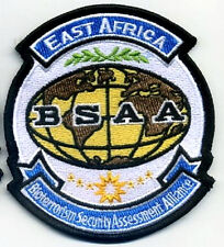 RESIDENT EVIL Bioterrorism Security Assessment Alliance BSAA E-Africa Velcro SSI
