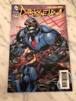 Justice League Of America Darkseid #1 The New 52! DC Comics 23.1 Nov 2013 🔥