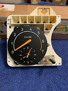 1990 - 1993 Saab Classic 900 1994 Convertible Gauge Panel Tachometer & Clock