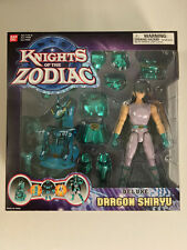 2003 Knights of Zodiac DRAGON SHIRYU Deluxe Bandai Sealed