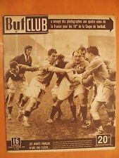 But & Club N° 162 du 1/1949-Rugby, les avants Français n'ont pas fléchi-La Coupe