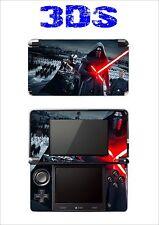 SKIN STICKER AUTOCOLLANT DECO POUR NINTENDO 3DS REF 196 STAR WARS