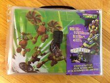 Nickelodeon Teenage Mutant Ninja Turtles Sticker Activity Kit, new