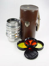 1956-58. Russian 180mm f/2.8 lens JUPITER-6 Zenit M42 s/n 001369. Extremely rare