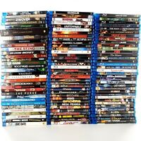 Blu-Ray Movies Collection Lot Of 103 Action, Adventure, Comedy **Please Read**
