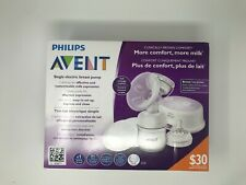 """""""New - Open Box"""" - Philips Avent Single Electric Breast Pump"""