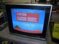 Sony KX-2501 Trinitron Component Retro Gaming Color CRT TV Defective AS-IS