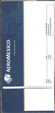 AeroMexico ticket jacket wallet blue [8042]