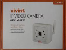 (Lot of 10) Alarm.com Vivint ADC-V520IR Wireless HD Video Camera w/ Night Vision