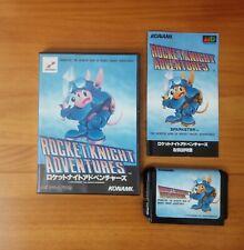 Rocket Knight Adventures Konami Sega Mega Drive megadrive japan jap jp Sparkster