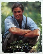 Legends of the Fall: Brad Pitt 16x20 Movie Poster