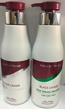 Mon Platin Caviar Reviving Hair Conditioner + Shampoo For Curly Hair