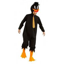 Duck Mascot like Daffy Duck Full Costume XL Adult Fancy Dress